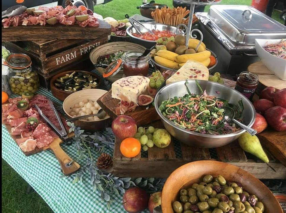6 Wedding Food ideas to get your guests salivating!